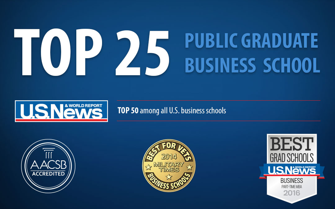 Top 25 Public Business School