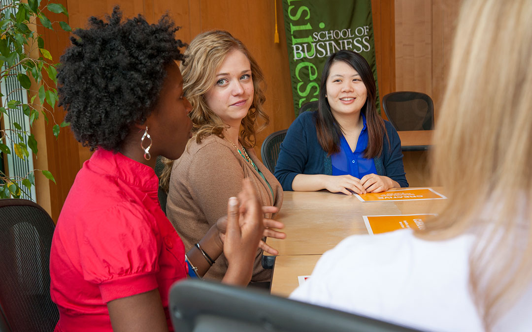 UConn MS in Human Resource Management