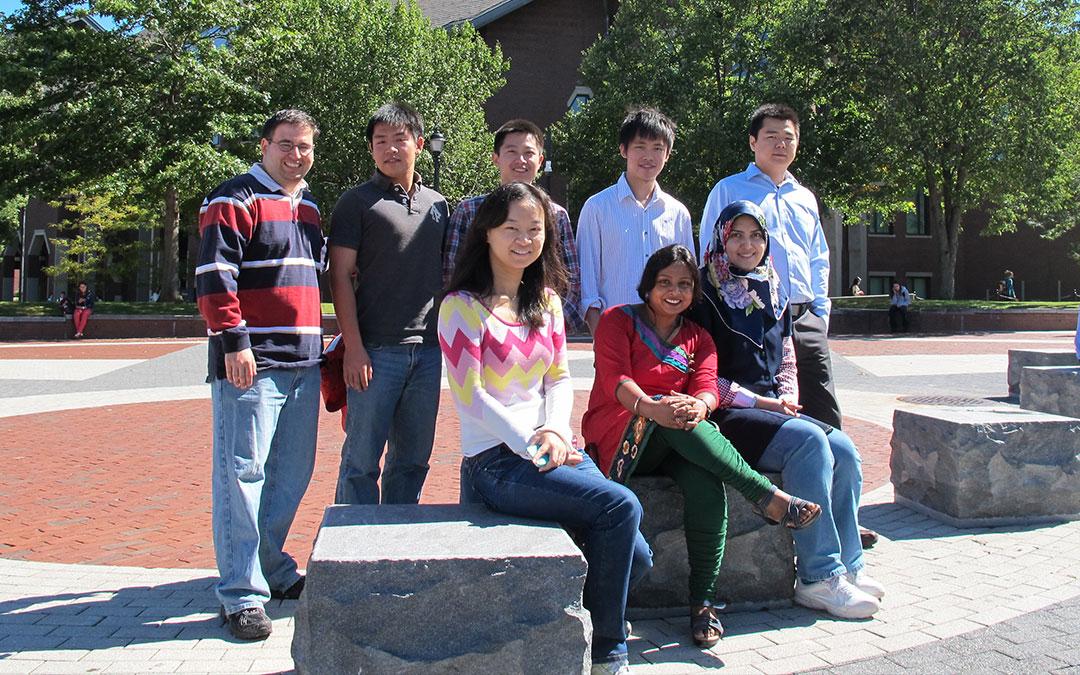 UConn Ph.D. in Business