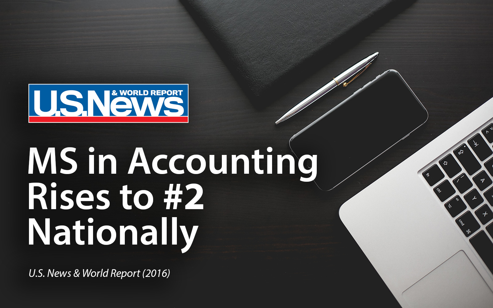 UConn's MS in Accounting Rises to #2 Nationally, Ranked by US. News and World Report