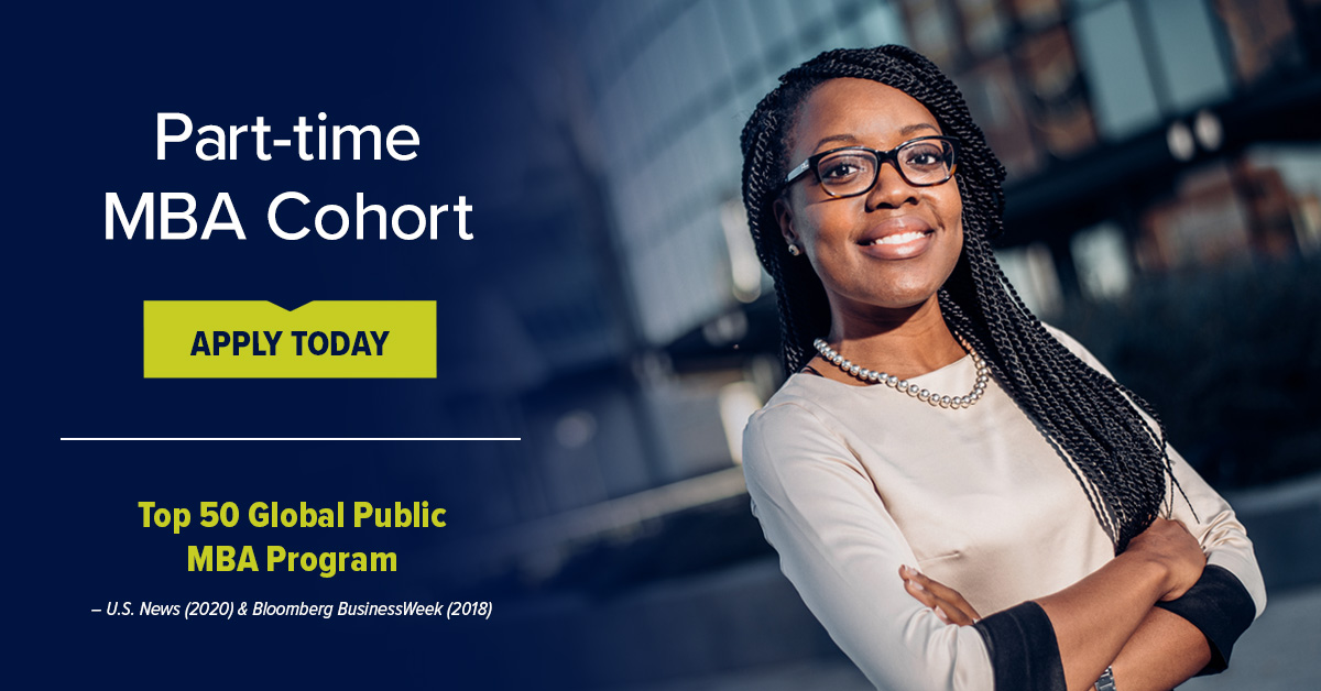 Sign up for a Part-time MBA Infosession in Waterbury