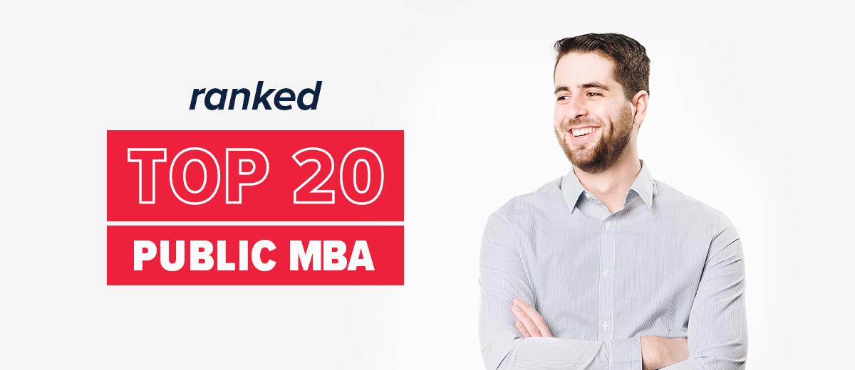 Top 20 Public MBA