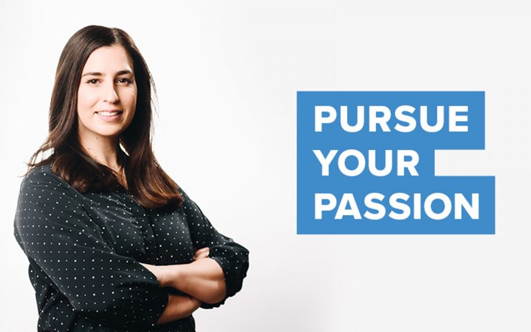 UConn School of Business: Pursue Your Passion