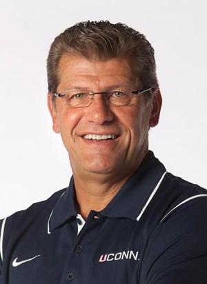 Geno Auriemma, UConn Women's Basketball Coach